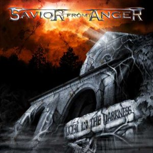 Savior from Anger - Lost in the Darkness cover art