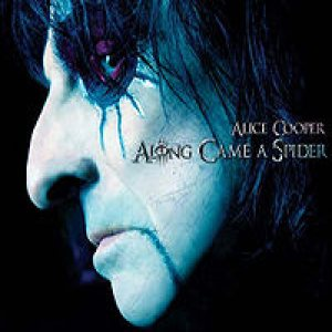 Alice Cooper - Along Came a Spider cover art