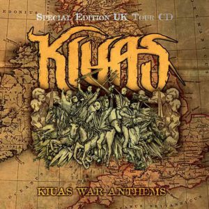 Kiuas - Kiuas War Anthems cover art