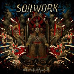 Soilwork - The Panic Broadcast cover art