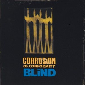 Corrosion of Conformity - Blind cover art
