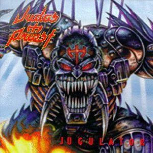 Judas Priest - Jugulator cover art