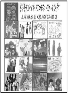 Morcegos - LATAS E QUINTAIS cover art