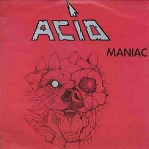 Acid - Maniac cover art