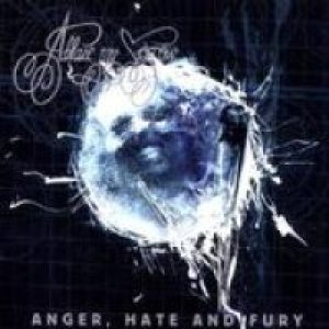 Ablaze My Sorrow - Anger, Hate and Fury cover art
