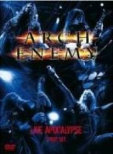 Arch Enemy - Live Apocalypse cover art