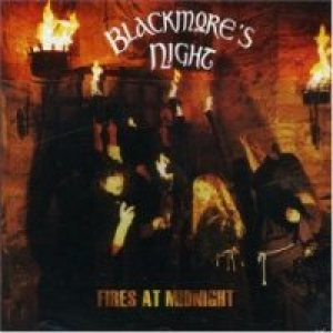 Blackmore's Night - Fires at Midnight cover art