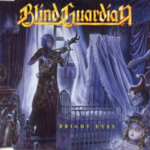 Blind Guardian - Bright Eyes cover art