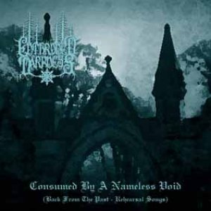 Enthroned Darkness - Consumed by a Nameless Void (Back from the Past - Rehearsal Songs) cover art