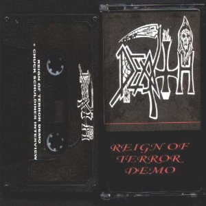 Death - Reign of Terror cover art