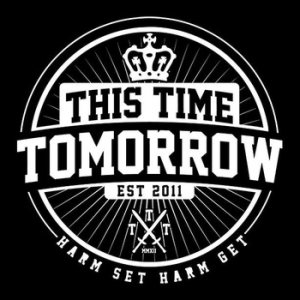 This Time Tomorrow - Harm Set Harm Get cover art