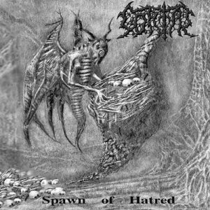 Gortal - Spawn of Hatred cover art