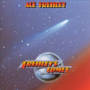 Ace Frehley - Frehley's Comet cover art