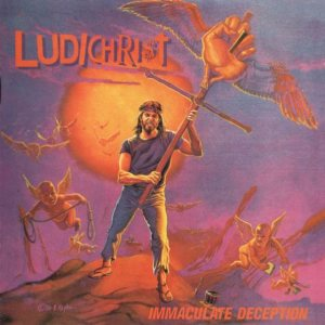 Ludichrist - Immaculate Deception cover art