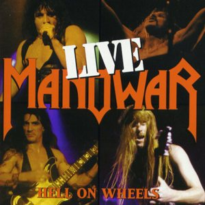 Manowar - Hell on Wheels cover art
