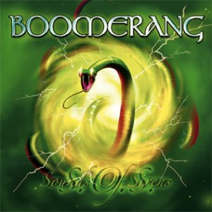 Boomerang - Sounds of Sirens cover art
