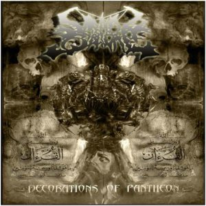 Perfidy Biblical - Decorations of Pantheon cover art