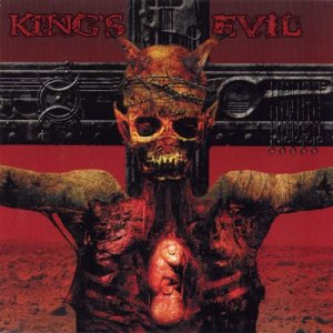 King's Evil - Deletion of Humanoise cover art