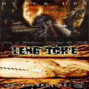 Leng Tch'e - Pain is Weakness Leaving the Body / Razorgrind cover art