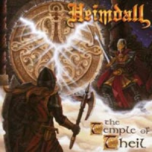 Heimdall - The Temple of Theil cover art