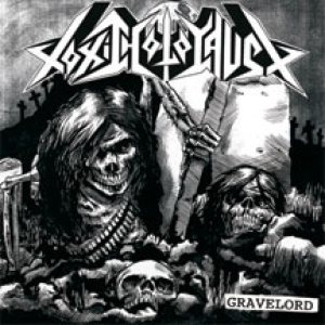 Toxic Holocaust - Gravelord cover art