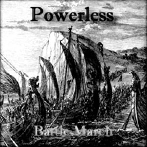 Powerless - Battle March cover art
