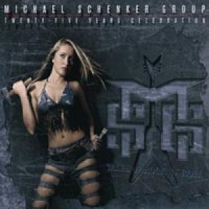 Michael Schenker Group - Tales of Rock N' Roll cover art