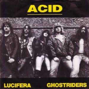 Acid - Lucifera cover art
