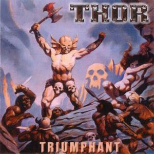 Thor - Triumphant cover art
