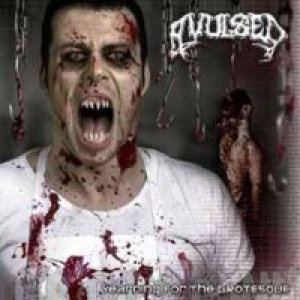Avulsed - Yearning for the Grotesque cover art