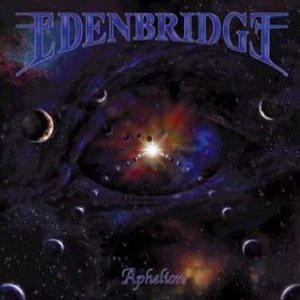 Edenbridge - Aphelion cover art