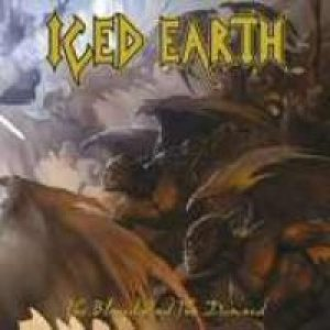 Iced Earth - The Blessed and the Damned cover art