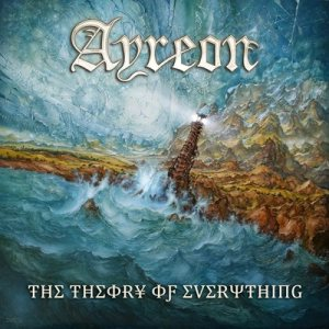 Ayreon - The Theory of Everything cover art