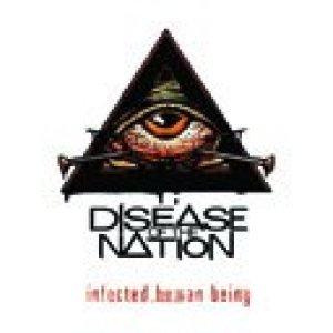 Disease of the Nation - Infected Human Being cover art