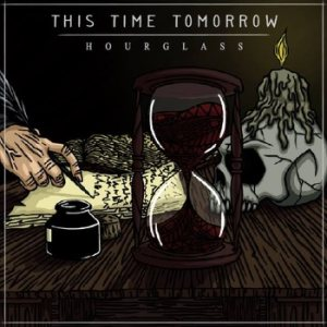 This Time Tomorrow - Hourglass cover art