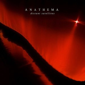 Anathema - Distant Satellites cover art