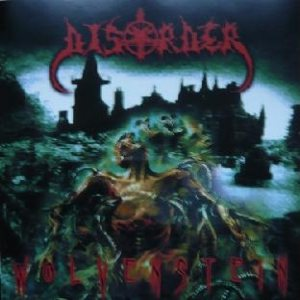 Disörder - Wolvenstein cover art