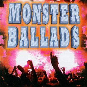 Various Artists - Monster Ballads cover art