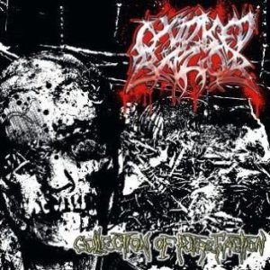 Oxidised Razor - Collection of Putrefaction cover art