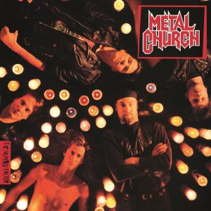 Metal Church - The Human Factor cover art