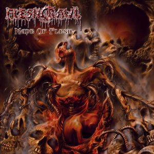 Fleshcrawl - Made of Flesh cover art