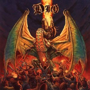 Dio - Killing the Dragon cover art