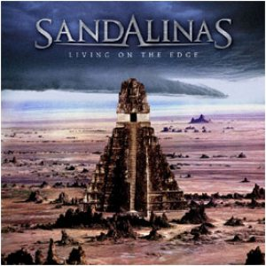 Sandalinas - Living on the Edge cover art