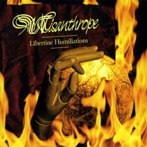 Misanthrope - Libertine Humiliations cover art