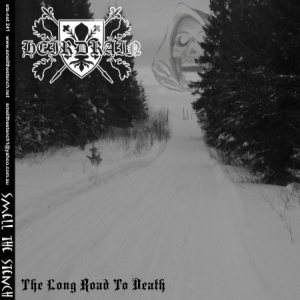Heirdrain - The Long Road to Death cover art