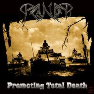 Paganizer - Promoting Total Death cover art