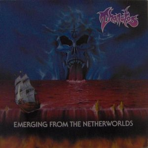 Thanatos - Emerging from the Netherworlds cover art