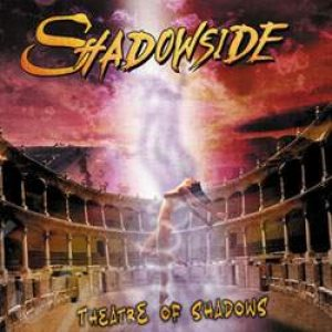 Shadowside - Theatre of Shadows cover art