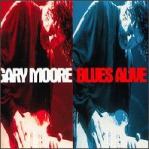 Gary Moore - Blues Alive cover art