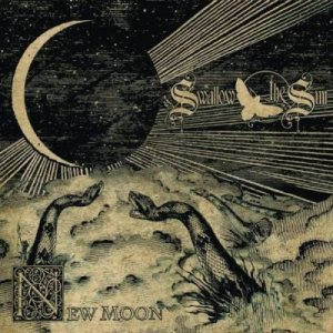 Swallow the Sun - New Moon cover art